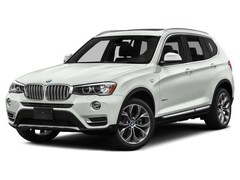 Used 2017 BMW X3 Sdrive28i Sports Activity Vehicle suv 5UXWZ7C38H0X40078 P1885 in El Paso, TX