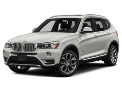 Used 2017 BMW X3 Sdrive28i SAV in Fayetteville