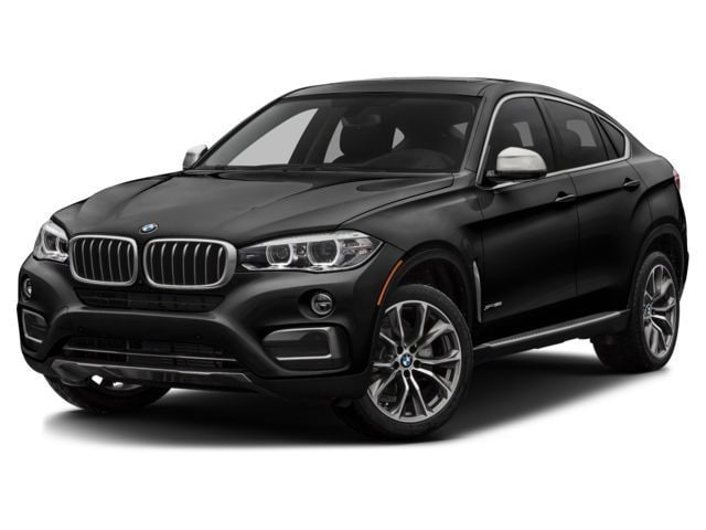Certified Pre Owned 2017 BMW X6 sDrive35i For Sale Near Los