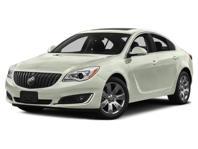 2017 Buick Regal Base Sedan