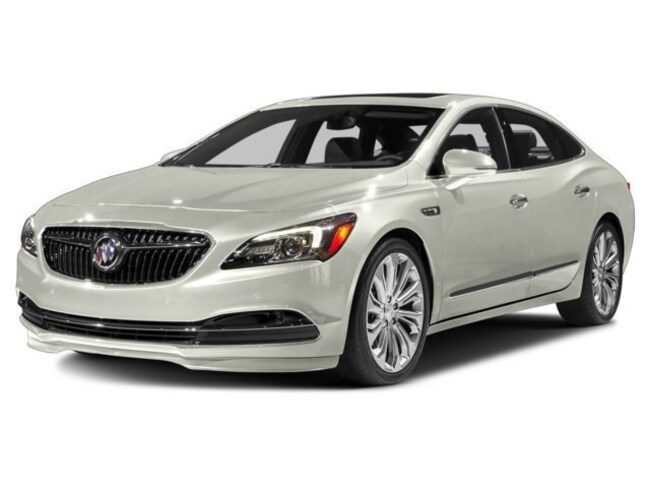 Used 2017 Buick LaCrosse Premium Sedan in Muskegon, MI