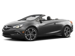 Pre-Owned 2017 Buick Cascada Convertible for sale in Lima, OH