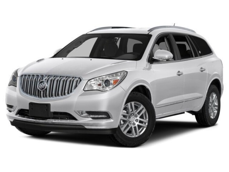 Used 2017 Buick Enclave Premium SUV Victor