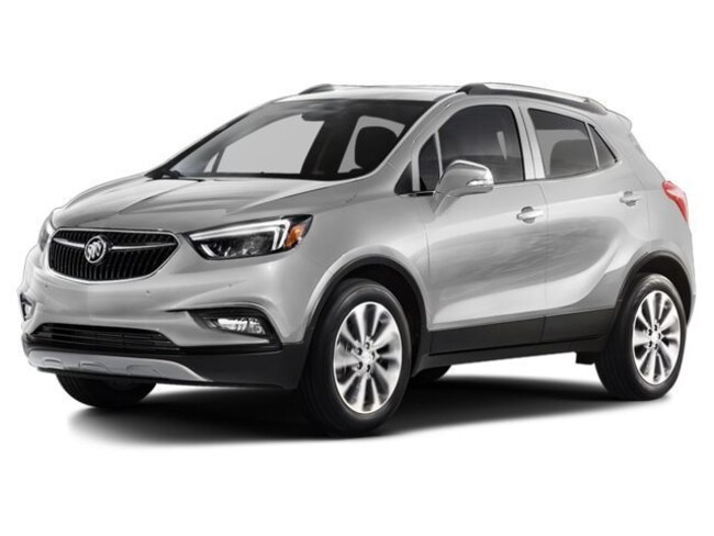 Used 2017 Buick Encore SPORT TOURING NAV SUNROOF 1 OWNER CARFAX for sale in Ardmore, OK