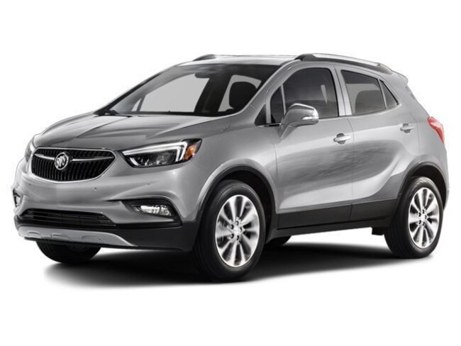 Used 2017 Buick Encore Essence SUV for sale in Brooksville, FL at Crystal Chrysler Dodge Jeep