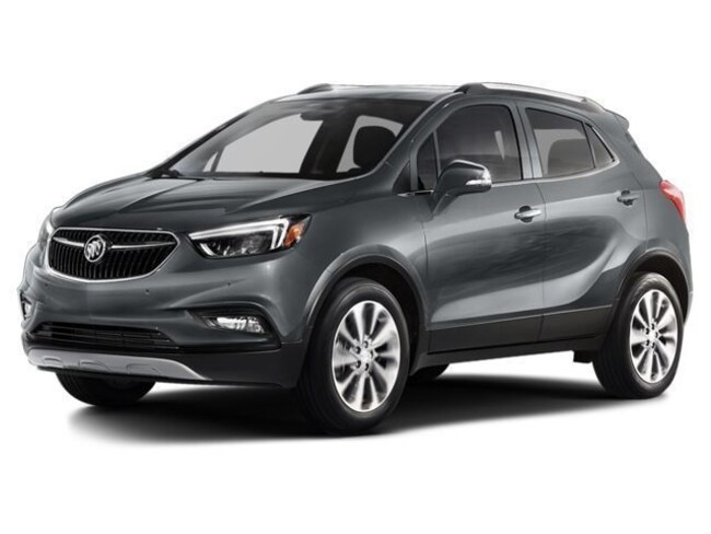 Used 2017 Buick Encore Essence SUV HB145683 For Sale Kerrville, TX
