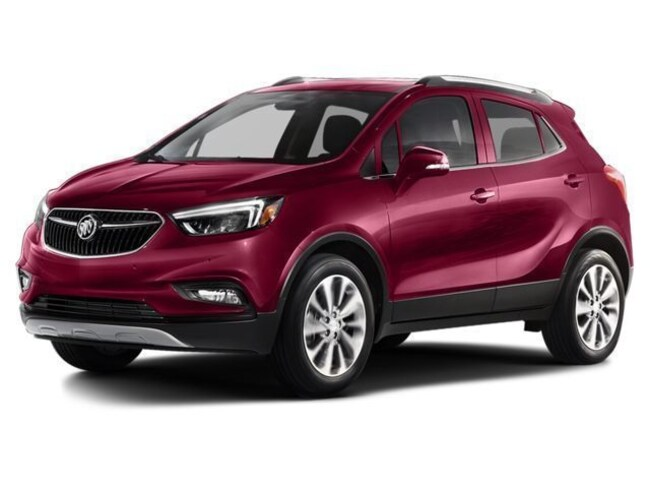 2017 Buick Encore Sport Touring AWD Sport Touring