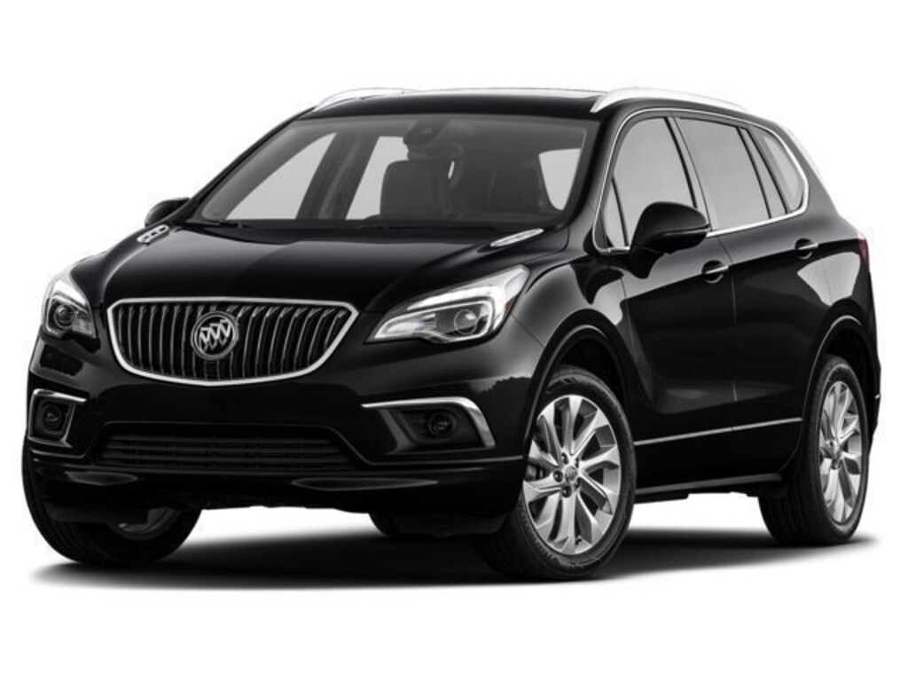 Used 2017 Buick Envision For Sale at Don Hattan Ford Inc | VIN
