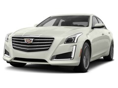 Used 2017 Cadillac CTS 4dr Sdn 2.0L Turbo Luxury AWD Car in Moline IL