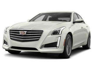 2017 Cadillac CTS Sedan Luxury AWD Sedan