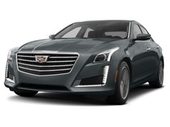 Pre-Owned 2017 CADILLAC CTS 3.6L Luxury Sedan for sale in Lima, OH