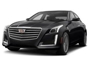 2017 Cadillac CTS 3.6L Luxury Sedan