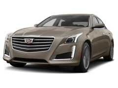2017 Cadillac CTS Sedan 4dr Sdn 3.6L Premium Luxury AWD 4dr Car Denver