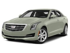 2017 CADILLAC ATS 2.0L Turbo Sedan for Sale in Temple, TX at Garlyn Shelton Volvo