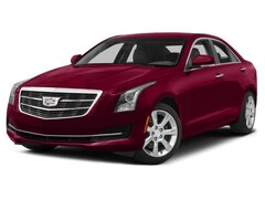 2017 CADILLAC ATS 2.0L Turbo Sedan for Sale in Schaumburg, IL at Patrick Volvo Cars