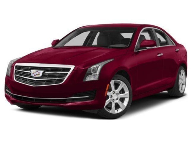 2017 Cadillac ATS Sedan Luxury AWD Sedan
