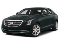 Certified used 2017 CADILLAC ATS 2.0L Turbo Luxury Sedan for sale in Wilmington