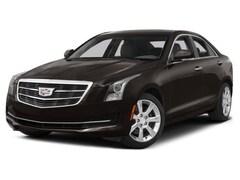 2017 CADILLAC ATS 2.0L Turbo Luxury Sedan