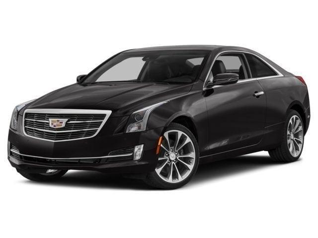 2017 CADILLAC ATS 3.6L Premium Luxury Coupe