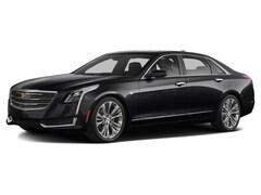 2017 CADILLAC CT6 2.0L Turbo Luxury Sedan