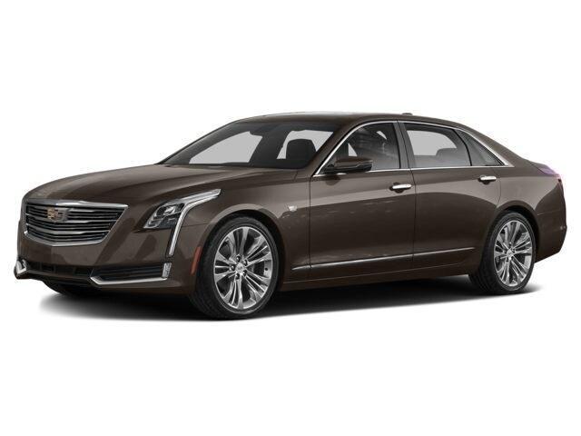 Pre-Owned 2017 CADILLAC CT6 3.6L Platinum Sedan Williamsville, NY