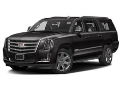 2017 CADILLAC Escalade ESV Luxury SUV