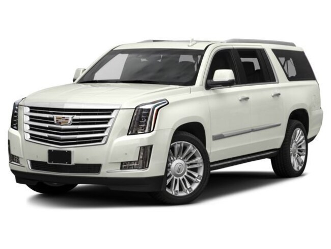 2017 CADILLAC Escalade ESV Platinum SUV