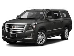 2017 Cadillac Escalade ESV Platinum 4WD  Platinum