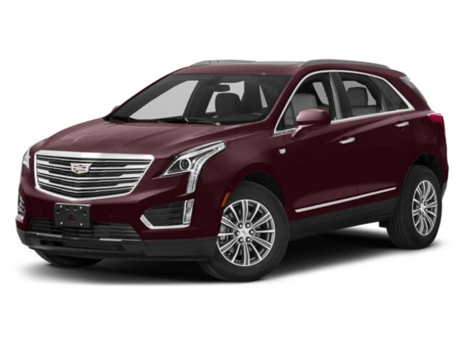 Used 2017 CADILLAC XT5 Base SUV For Sale Tamarac, FL