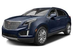 2017 CADILLAC XT5 Luxury SUV 1GYKNBRS5HZ108108