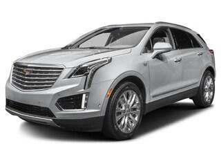Certified Pre-Owned 2017 Cadillac XT5 Luxury SUV 1GYKNBRSXHZ135501