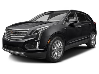 2017 Cadillac XT5 Luxury FWD FWD  Luxury