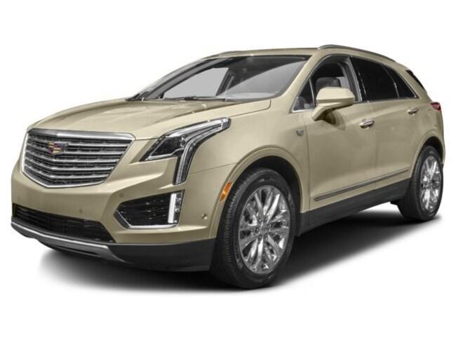 2017 Cadillac XT5 Luxury FWD FWD  Luxury