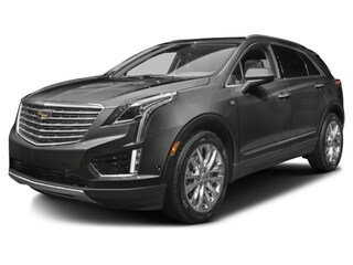 Used 2017 CADILLAC XT5 Premium Luxury FWD SUV for sale in Houston