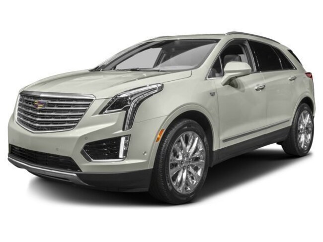 Used 2017 CADILLAC XT5 Luxury SUV in Roswell NM