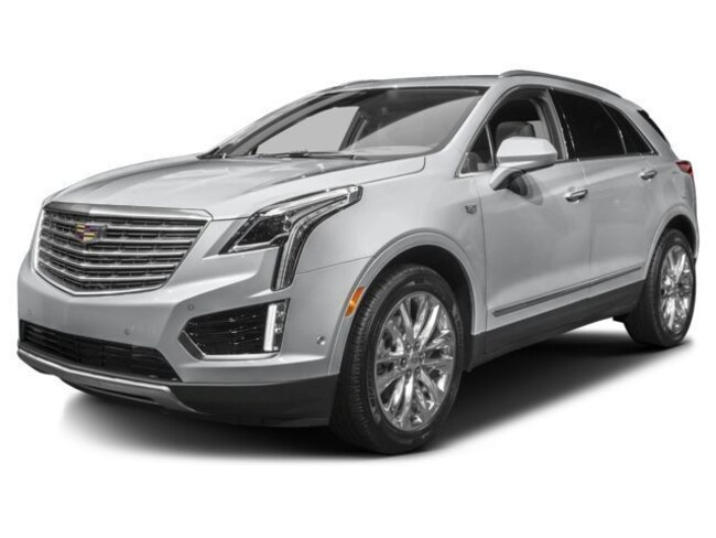 Used 2017 CADILLAC XT5 Luxury SUV in Amarillo