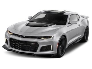 Pre-Owned 2017 Chevrolet Camaro ZL1 Coupe for sale in Orlando