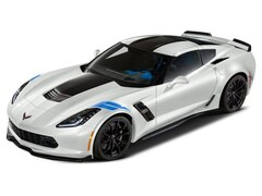 2017 Chevrolet Corvette Grand COUPE