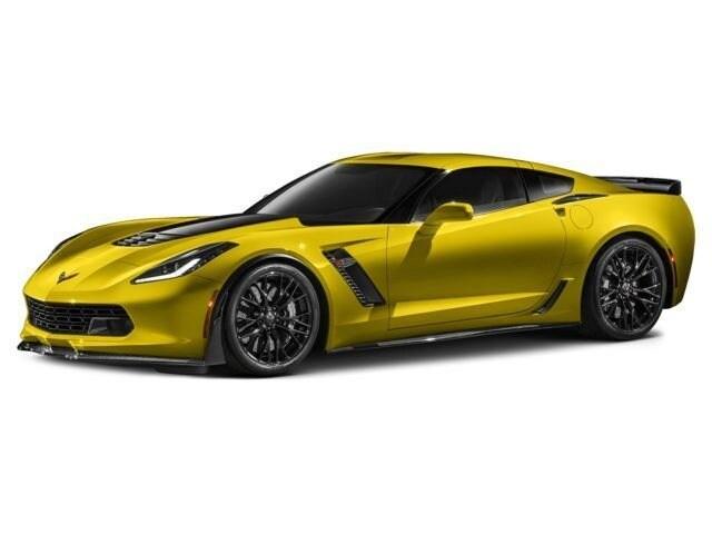 New 2017 Chevrolet Corvette Z06 Coupe Buffalo NY