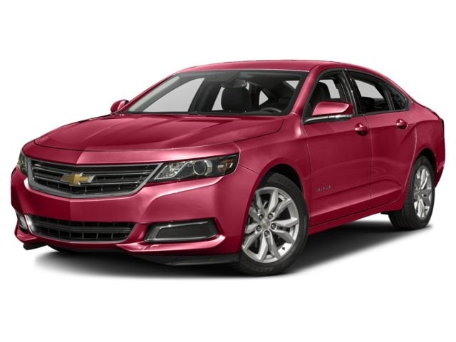 New 2017 Chevrolet Impala LT w/1LT Sedan Buffalo NY