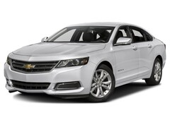 Used 2017 Chevrolet Impala LT Sedan La Porte