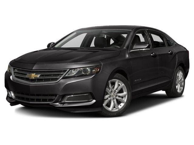 New 2017 Chevrolet Impala LT w/1LT Sedan Buffalo NY