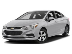 2017 Chevrolet Cruze LS Manual Sedan