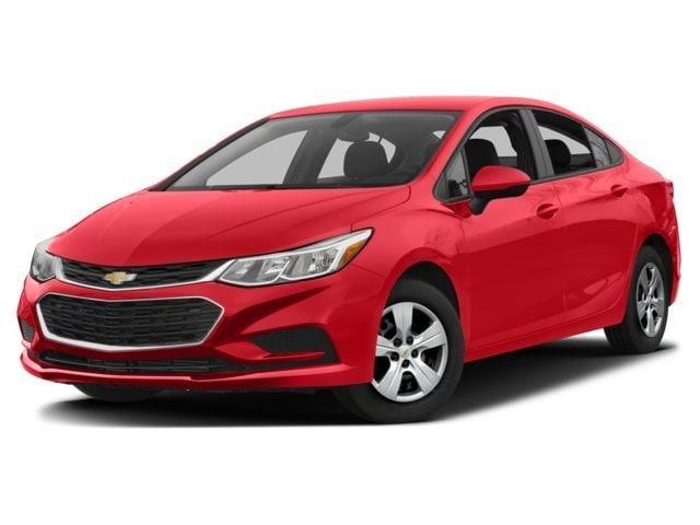 New 2017 Chevrolet Cruze LS Auto Sedan Buffalo NY