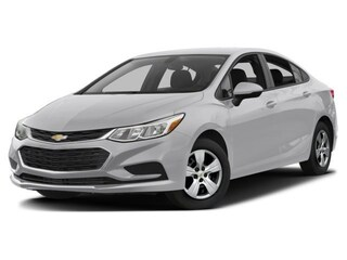Used 2017 Chevrolet Cruze LS Sedan in Fort Myers