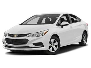 New 2017 Chevrolet Cruze LS Auto Sedan Harlingen, TX