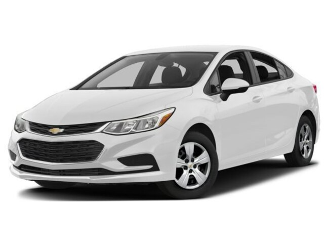 Used 2017 Chevrolet Cruze LS Sedan for sale in Waycross