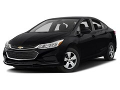 Used 2017 Chevrolet Cruze LS Auto Sedan under $15,000 for Sale in Bedford