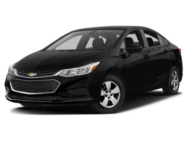 Used 2017 Chevrolet Cruze LS Sedan For Sale Woodstock, VA