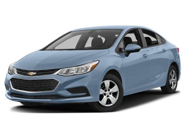 2017 Chevrolet Cruze LS Auto Sedan